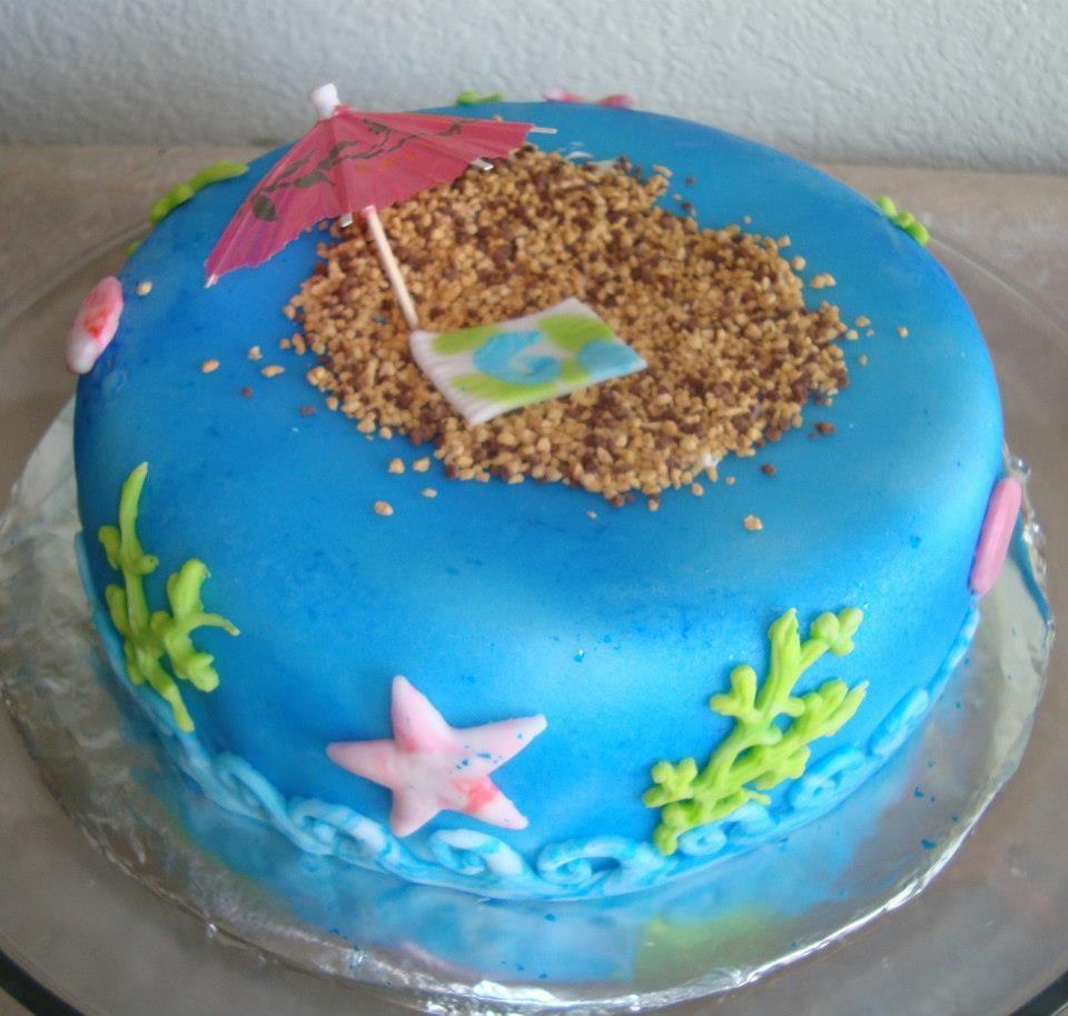 ocean+cake | ocean cake