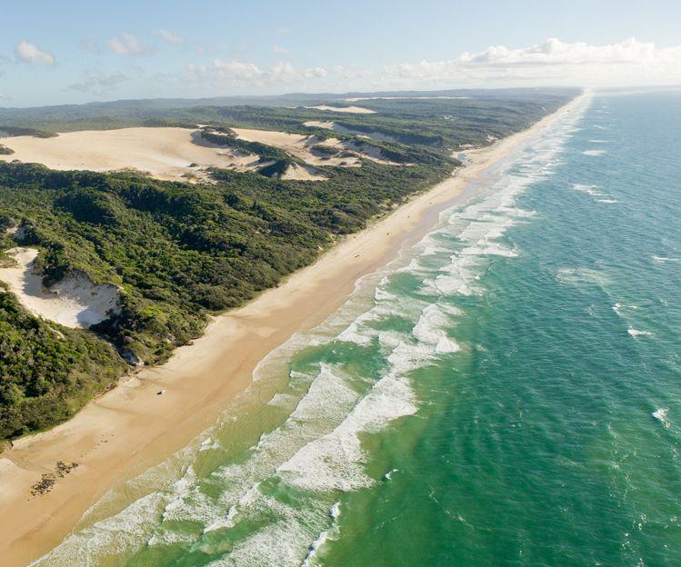 Sommer, Sonne, Strand und Meer Dieser Digitaldruck bringt den - gestreifte grne wnde