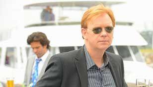 """Me acuerdo cuando vi el spinn-off de CSI: Miami (salió de CSI Las Vegas), """"Horeisho Quein"""" (Horatio Cane - David Carusso) :P  era un pibe, jaja!"""