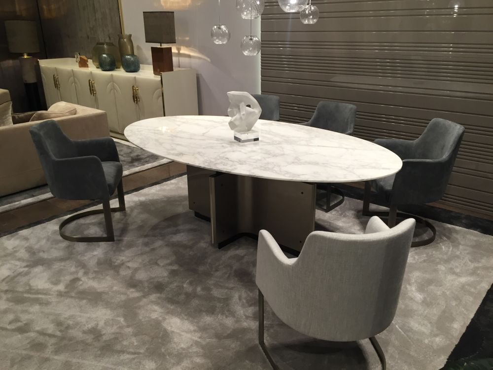 Oval Dining Table Designs A Symbol Of Versatility And