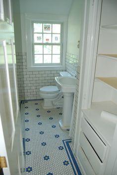 Tiles Hexagon On Pinterest Hex Tile Hexagon Tiles And Penny Tile Tile Bathroom Subway Tiles Bathroom Bathroom Inspiration,Modern Kitchen Quartz Countertops And Backsplash