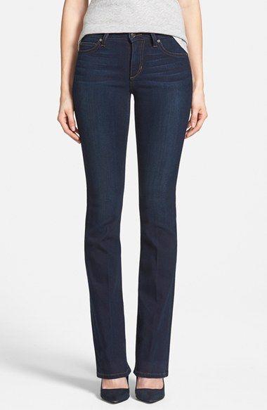 4e2ae210b60f Perfect-fitting dark denim jeans. The Classy Woman