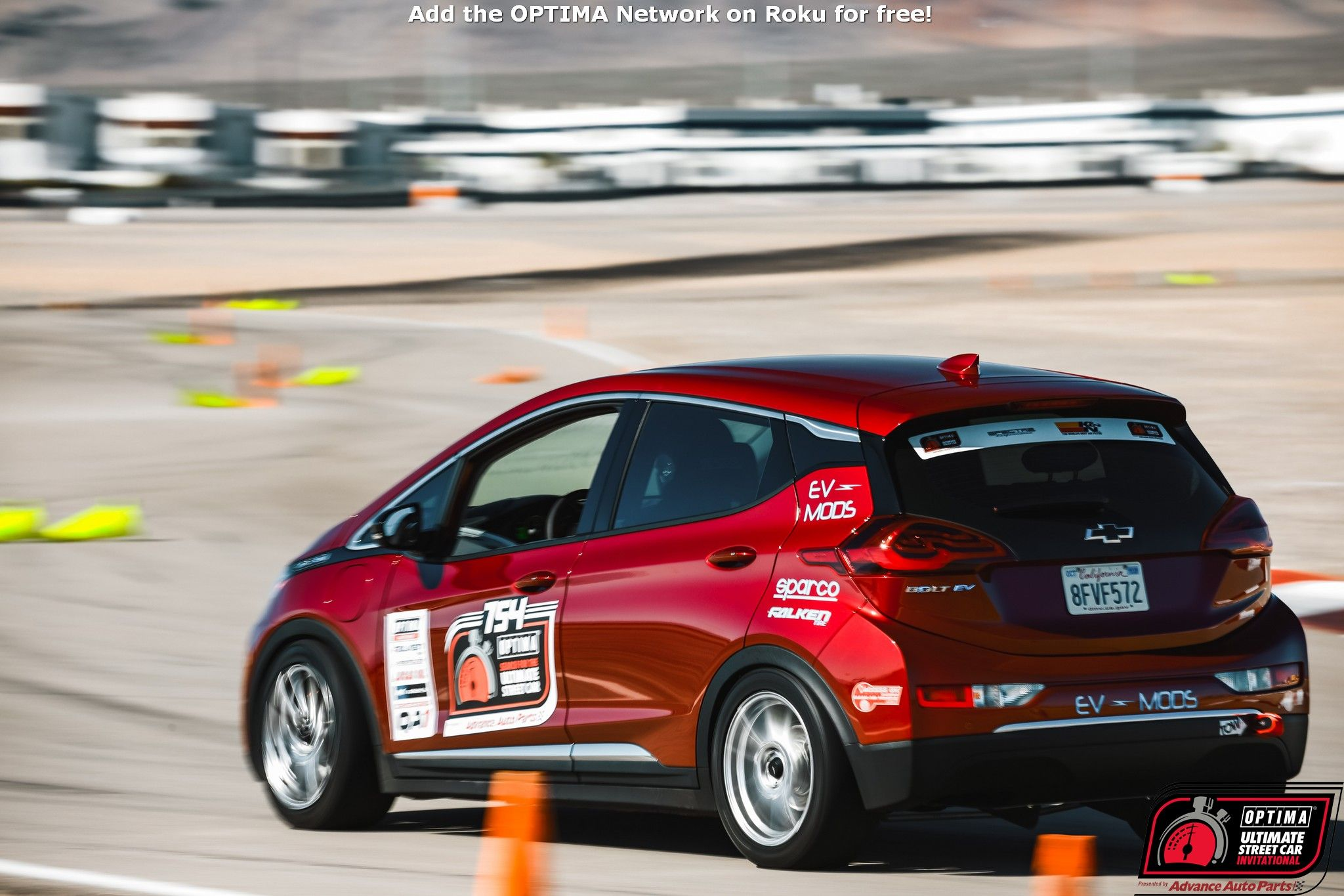 Andy Fritts 2018 Chevrolet Bolt Ev Won The Gte Class At