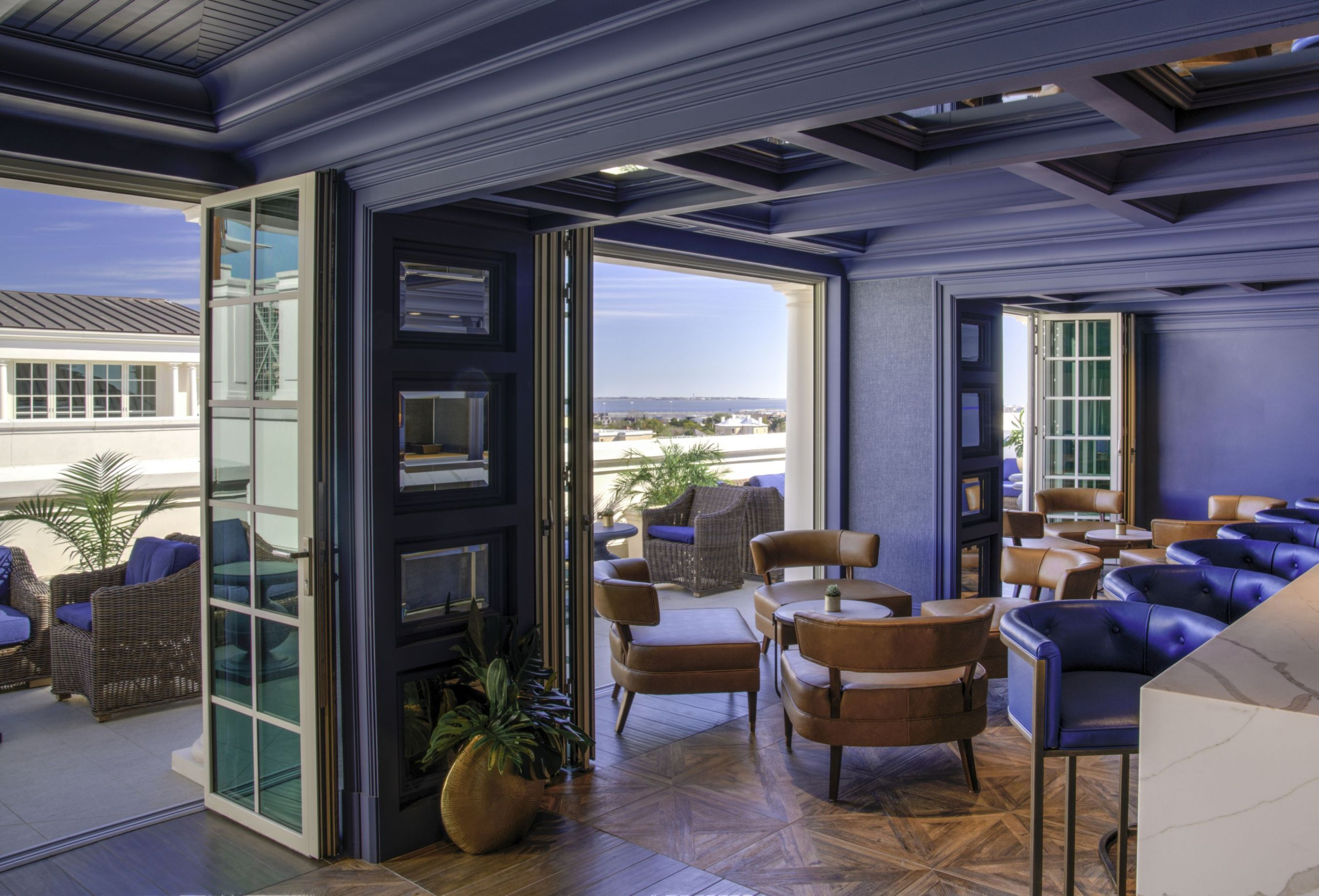Design Tour Hotel Bennett Debuts In Charleston Sc With Images