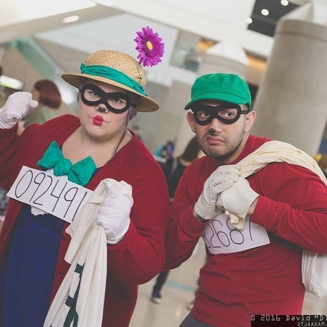 Diy Beagle Boys Costume