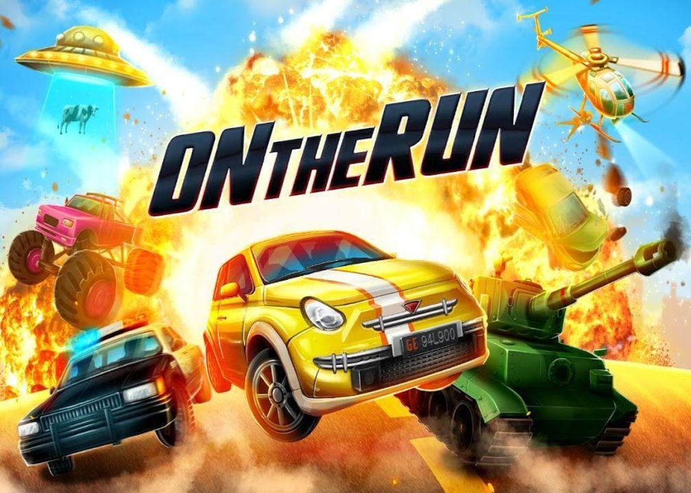 On The Run Car Racing Money Mod Download APK Free