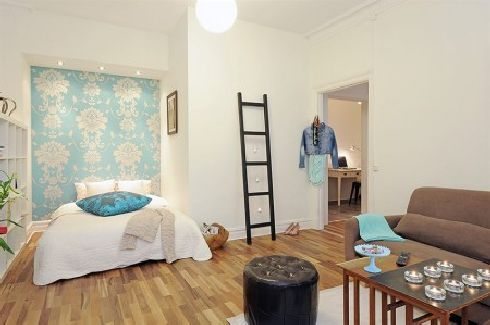 A Girls Touch Crafting A Chic Living Space In Just 43 Sqm
