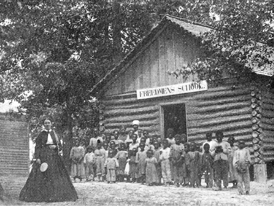freedmensschool.png (940×705) African american history