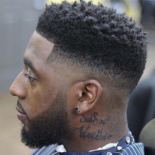 cortes de cabelo masculino crespo e afro para 2017