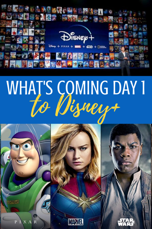 I'm just a little excited about the November launch date for Disney+ and can't wait to see what we're going to get on Day 1. So I checked the internet (thanks, Netherlands friends and Reddit user bezbot77) and came up with the list of everything coming to Disney Plus on Day 1. Or at least what we think we will see. Don't forget to check out the Disney+ Parent's Guide as well! #Disneyplus #disneymovies #disneyshows #disneytv #tv #streaming #movies #tvshows #disney