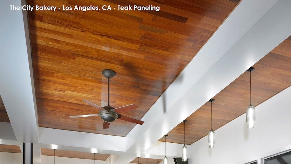 TerraMai - Reclaimed Woods From Around The World | Ceilings
