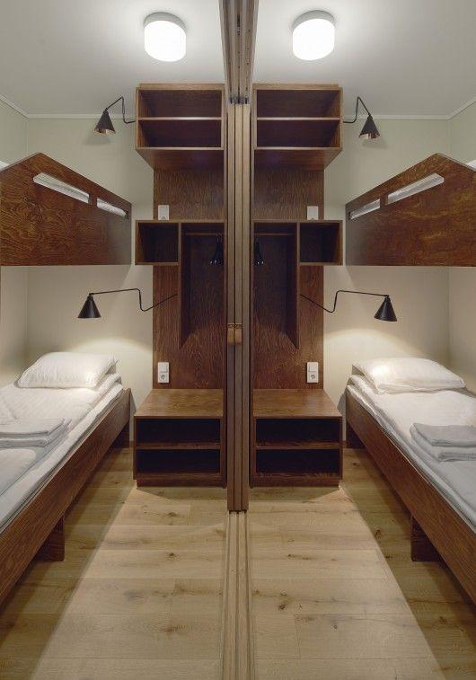 Small Hotel Room: Öijared Hotel / Kjellgren Kaminsky Architecture