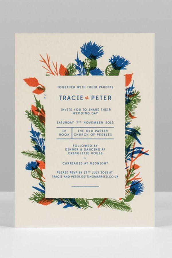 10 Wedding Invitation Trends That Prove Snail Mail Is Still The Best Printing Wedding Invitations Wedding Invitation Trends Screen Printing Designs