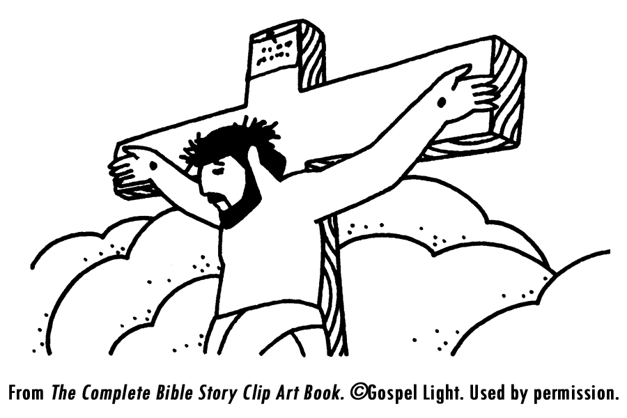 D10_Crucifixion mission bible class ideas and lessons for ...