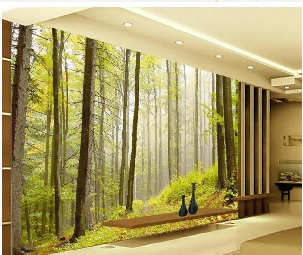 Buy here: http://appdeal.ru/2bmr ) Custom photo wallpaper Large 3D ...