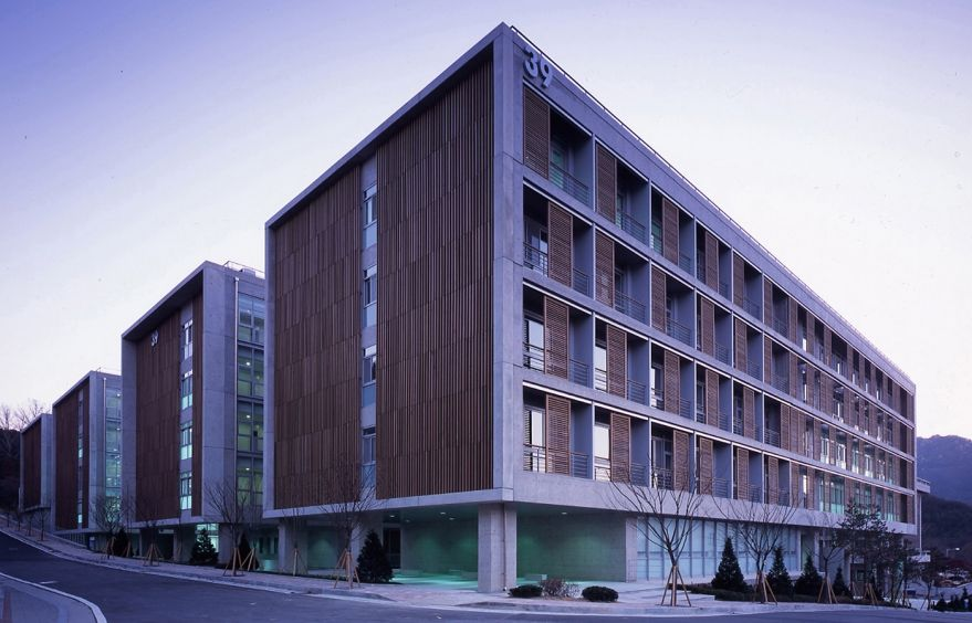 School of Architecture, Seoul National University Sillim