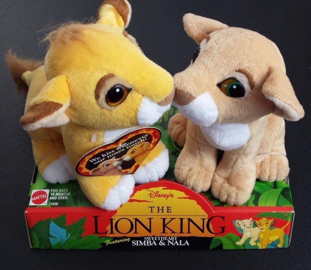 #Valentine'sDayGift NEW Disney The Lion King Kissing Simba
