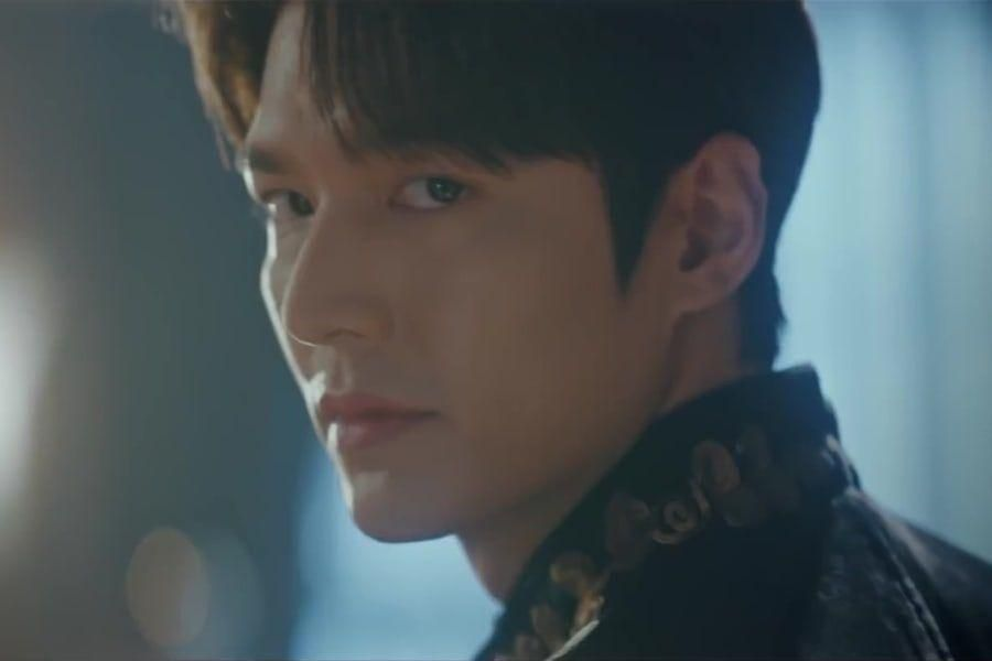 "Watch: Lee Min Ho Makes Dramatic Return In 1st Teaser For New Kim Eun Sook Drama ""The King: Eternal Monarch"""