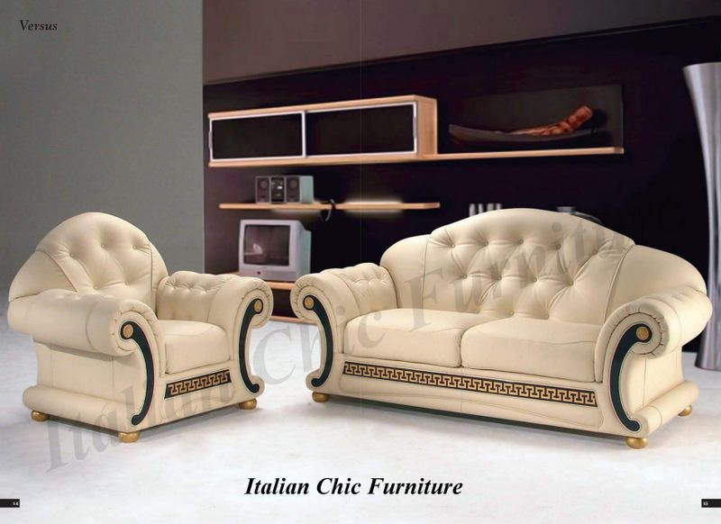 The Versus Italian Leather SofasItalian Chic Furniture Are Very Proud To  Introduce... The Versus 100% Italian Made Leather SofasAvailable In 3  Seater Sofa, ...