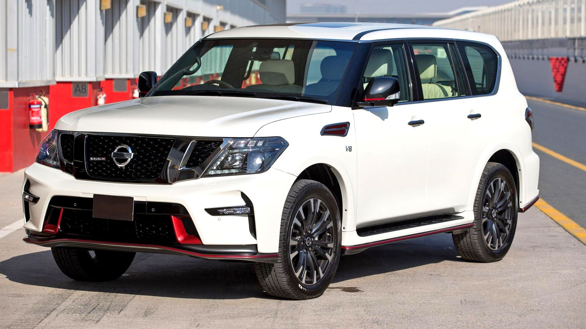 2019 Nissan Armada First Pictures | Nissan, Car, Lexus lx570