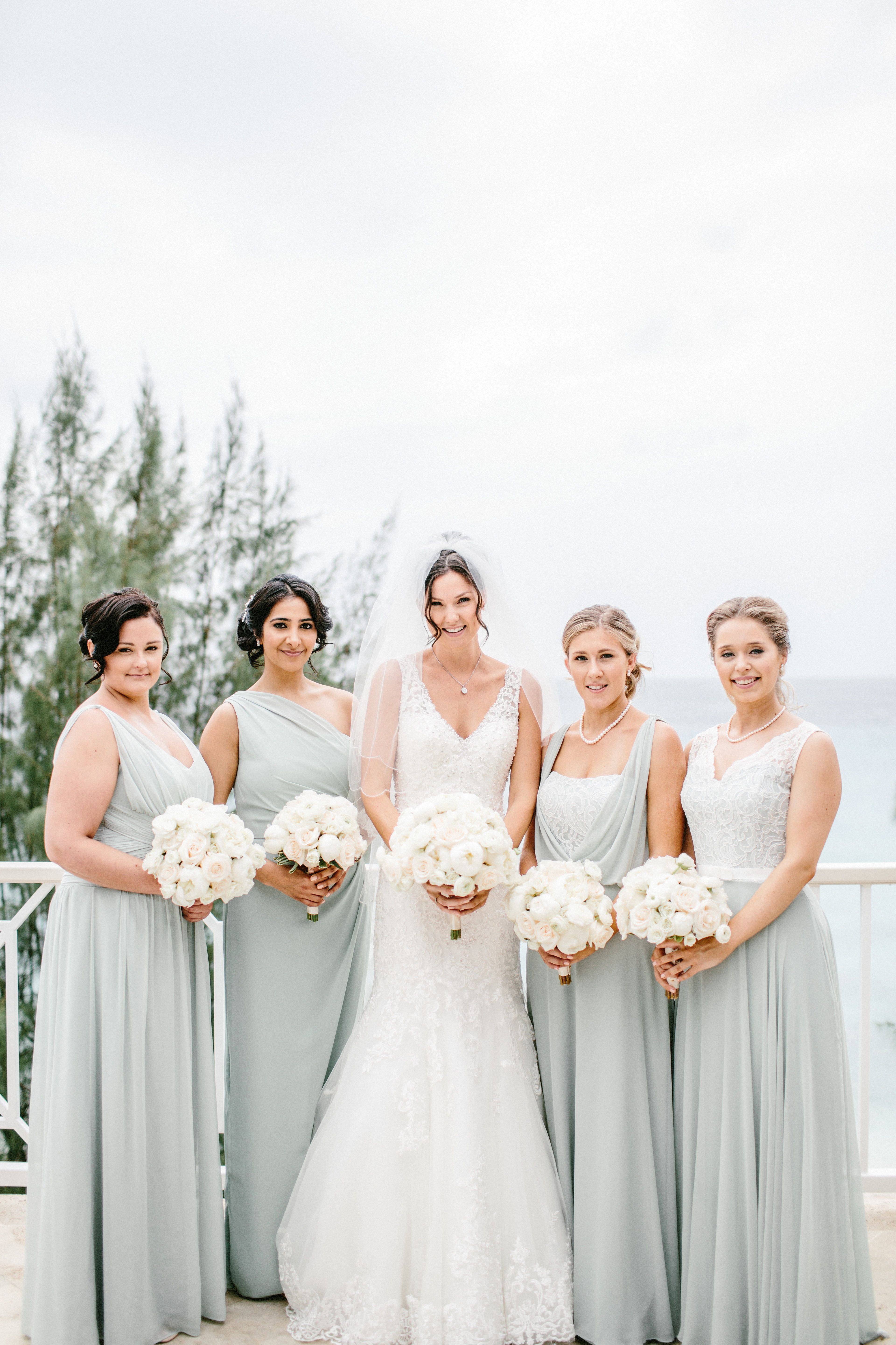 Pairing a stunning beachfront location with all out glamour