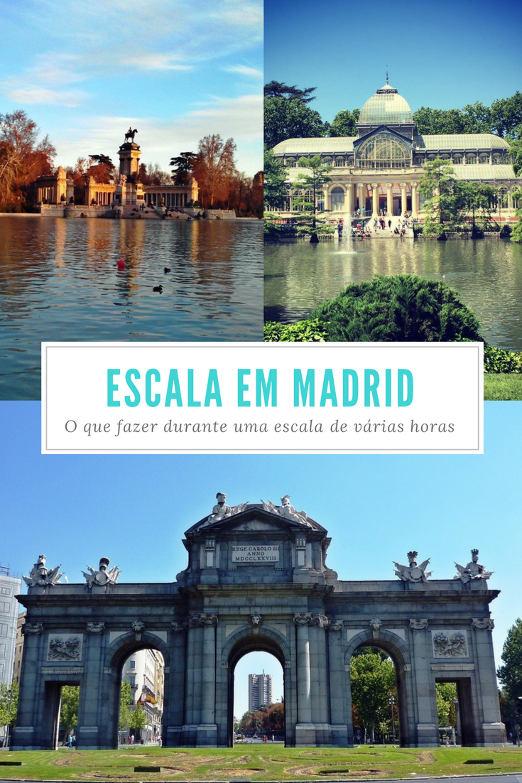 Pin Em Desbravando Madrid Blog