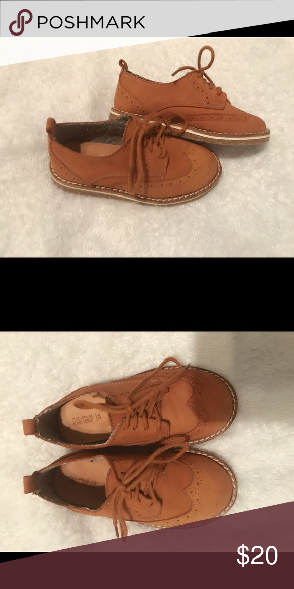 22$⬇️SALE! ZARA toddler boys lace ups size 6.5 (With ...