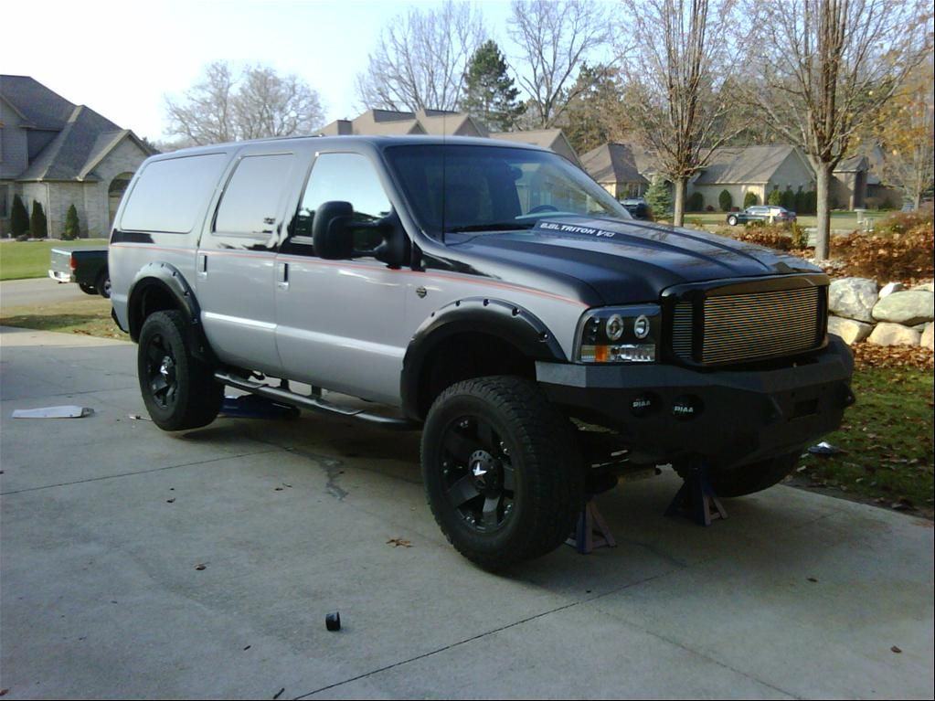 2000 Ford Excursion Lake Orion Mi Owned By Andershoberg Page 1