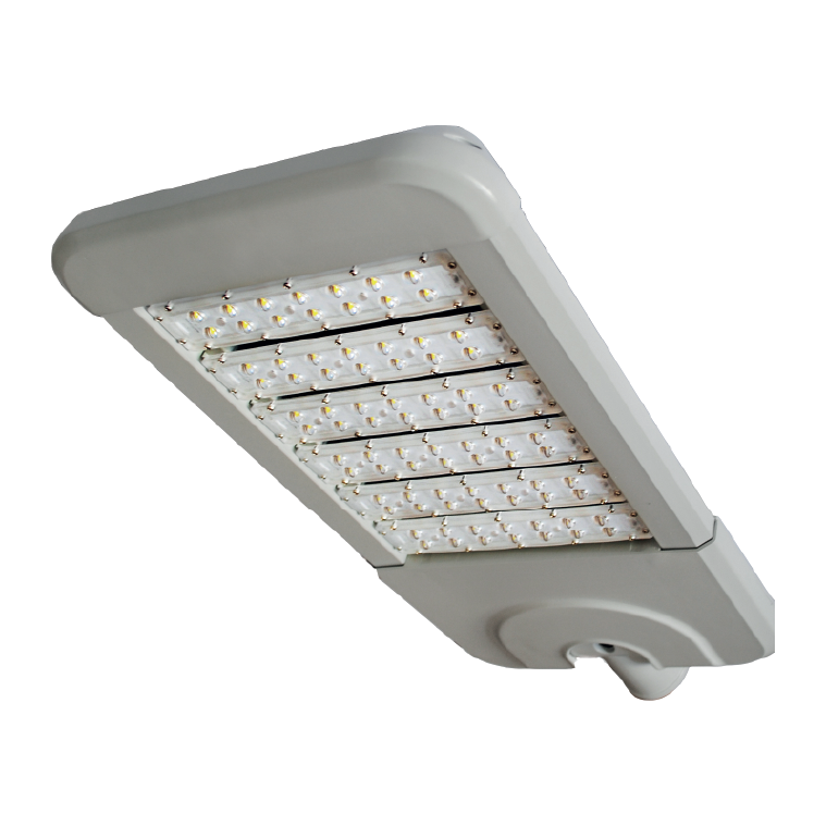 Luminaria Brisa LED 60W dimeable y programable para alumbrado publico y vial. Revisar las Temperaturas disponibles en el link del producto