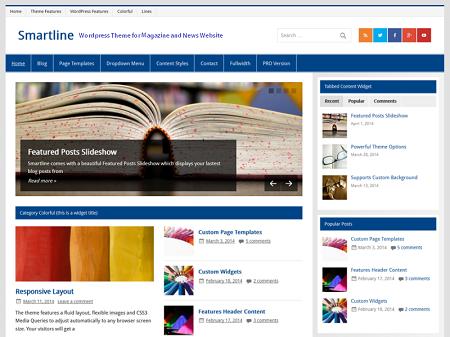 Free classified wordpress theme | Premium Wordpress Themes Free ...