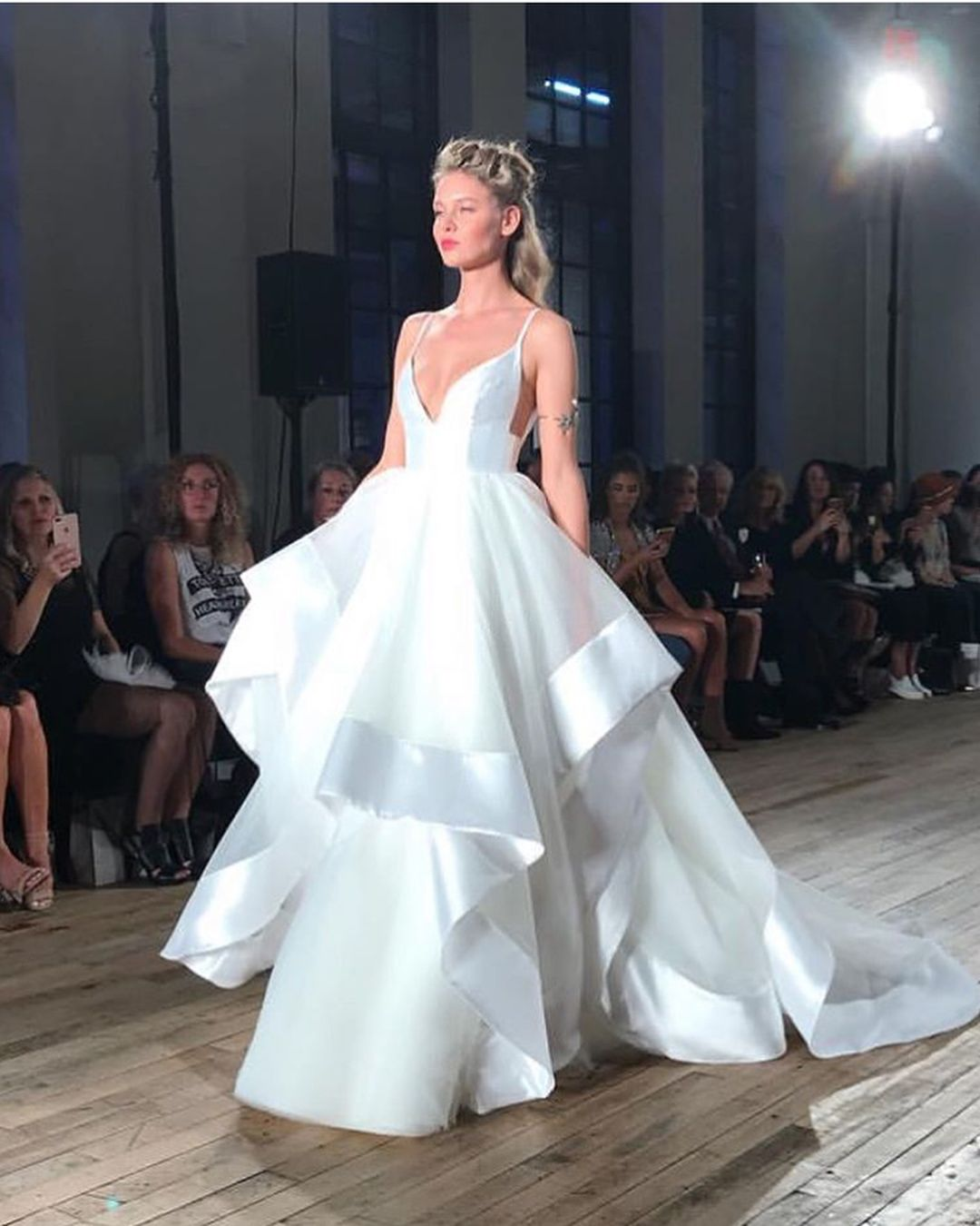 Hayley Paige Andi Gown A Wedding Pinterest