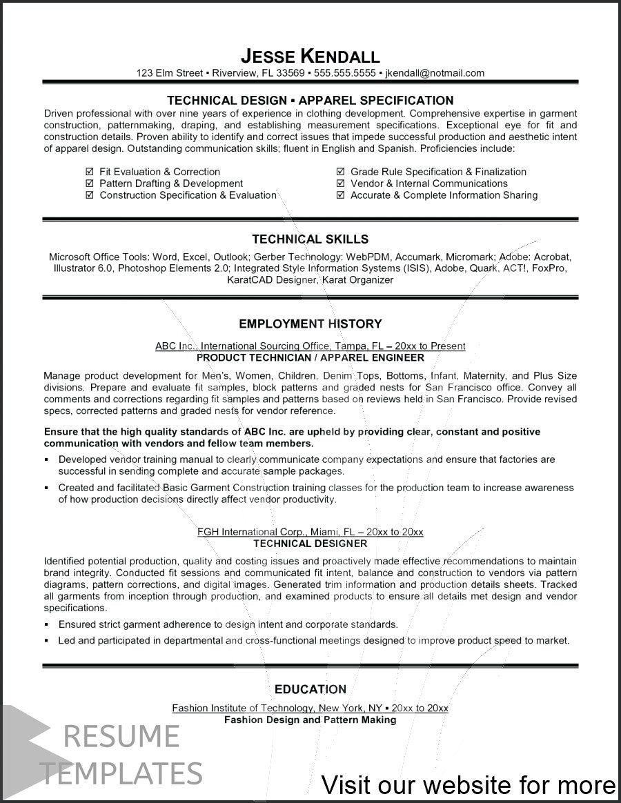 11+ Internship resume template malaysia Resume Examples
