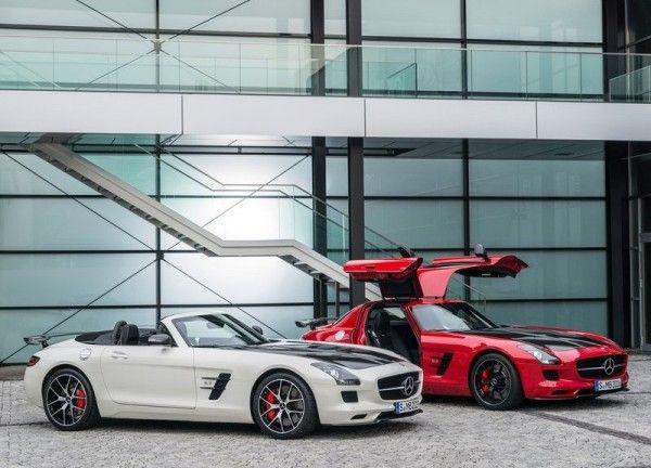 2014 Mercedes Benz Sls Amg Gt Final Edition Reds Colors 600x432