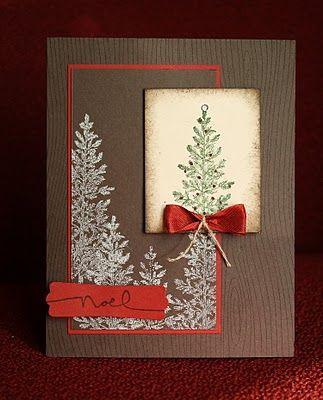 Sunshine, Smiles & Stamps= Lovin' Life: Lovely as a Noel Tree