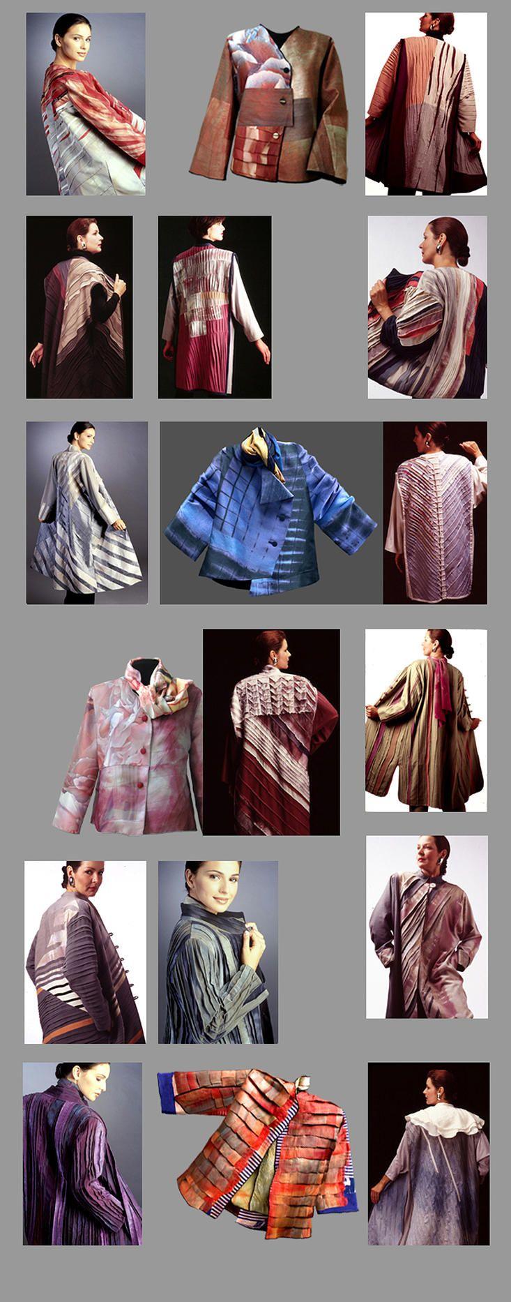 Hulda Bridgeman wearable art Spokane WA