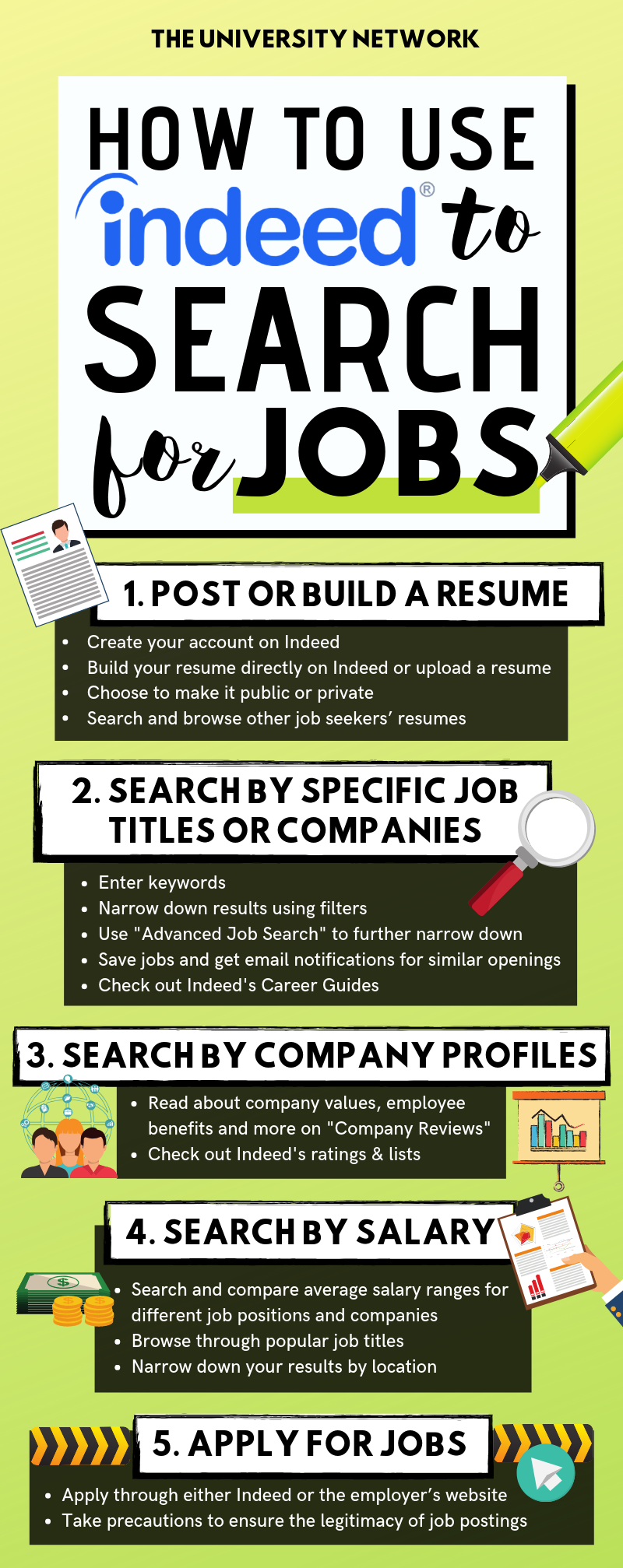 Indeed Job Search For College Students Job search, Job