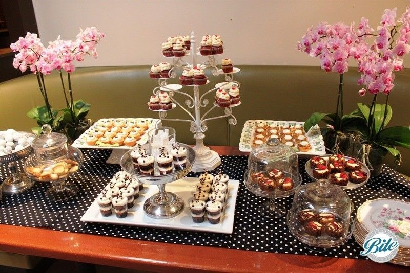 Baby Shower Mid Afternoon Tea Menu | English High Tea/ Tea Sandwiches  Catering