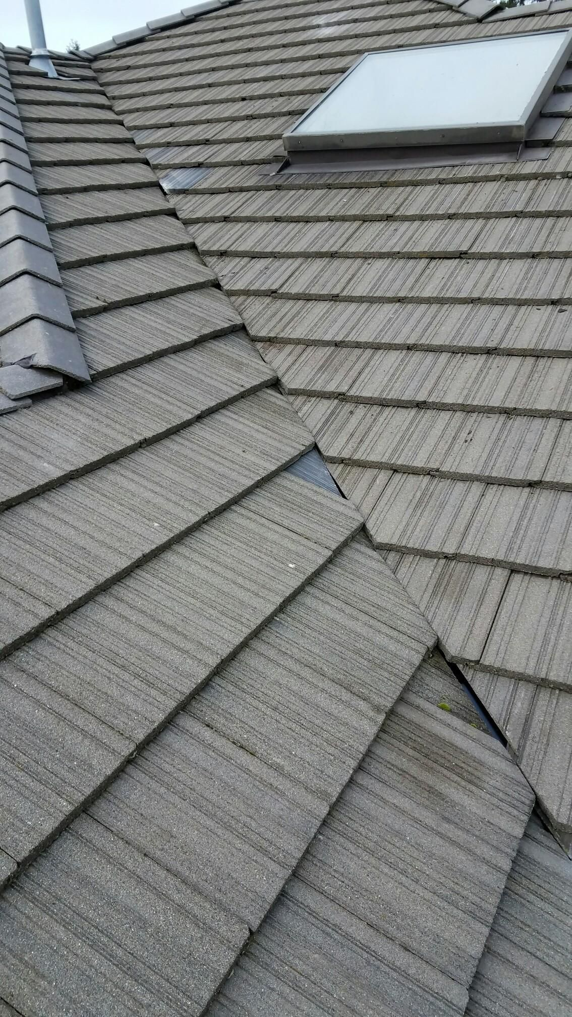 Tile Roof Repair Cleaning Vancouver Wa By Northwest Roof Maintenance Roof Maintenance Roof Repair Roofing