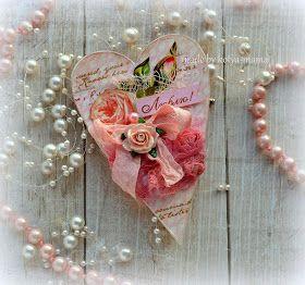 Katerina Studio: Цветы... любовь... валентинки...