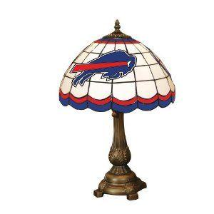 NFL Buffalo Bills Tiffany Table Lamp | Bills decorating ideas ...