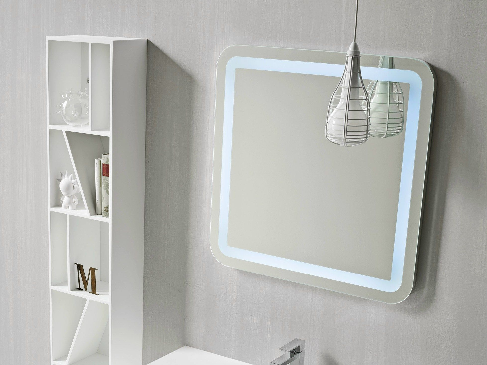 Bathroom Light Bathroom Mirrors With Lights Attached Extendable Inspiration Extendable Bathroom Mirror Design Decoration