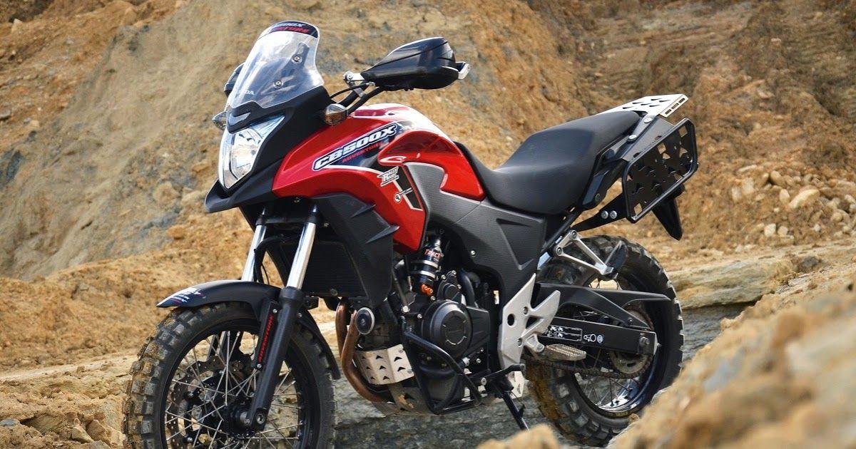 Honda CB500X Rally Raid Level 3 Kit And Accessories Review Installation By Jenny Morgan Blancolirio Part 2