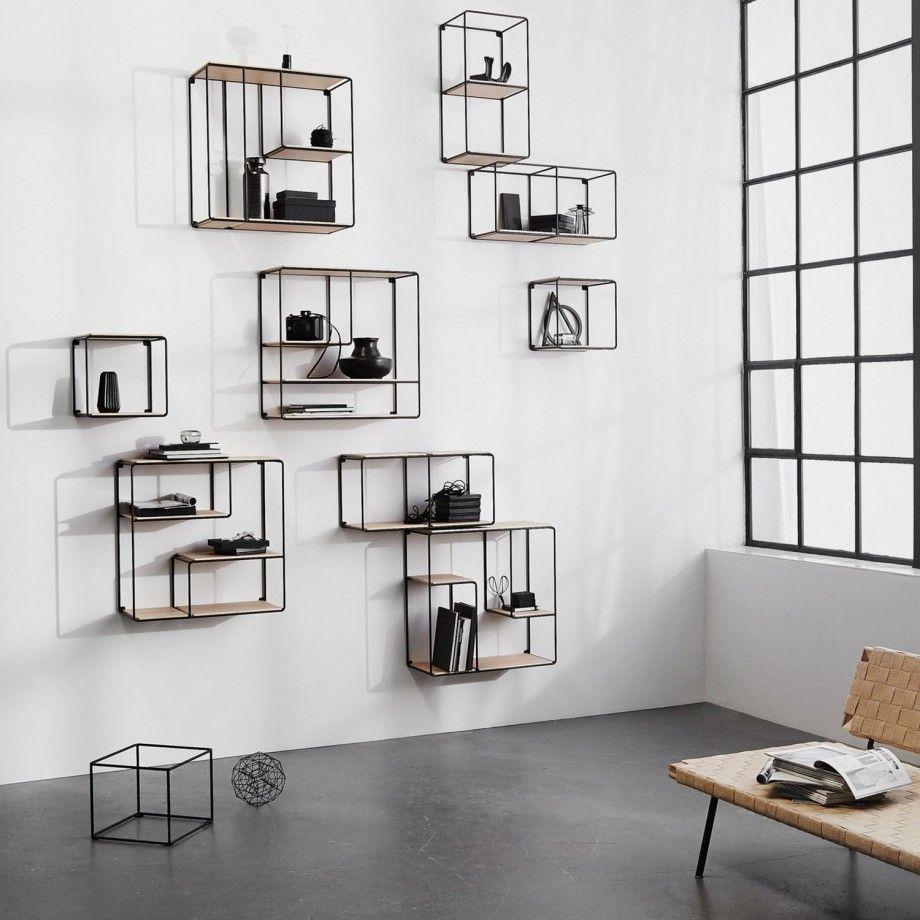 kunstvolle regalmodule regalsysteme pinterest regal einrichtung und wohnzimmer. Black Bedroom Furniture Sets. Home Design Ideas
