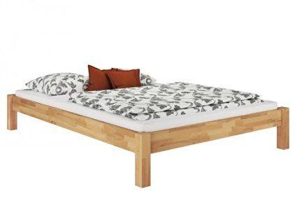 60 84 14 Bett 140x200 Buche Massiv Mit Rollrost Furniture Home Decor Bed