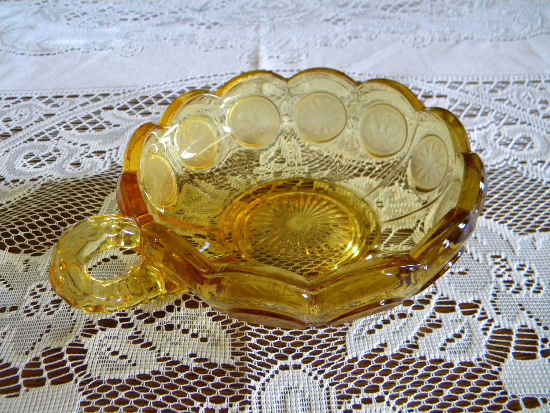 Amber Depression Glass Patterns Amazing Decorating Design
