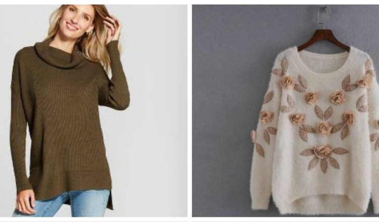 Sweaters 2018 trends and tendencies of fashion sweaters 2018 Sweaters  popular trending trendy designs women Glamour fashion style stylish  modern