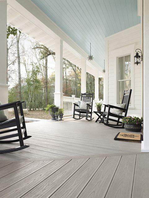 Trex Transcend Porch Www Trex Com Plan Products Porch Trex Transcend Porch Index Htm Www Exovations Com Porch Design Farmhouse Front Porches Porch Flooring