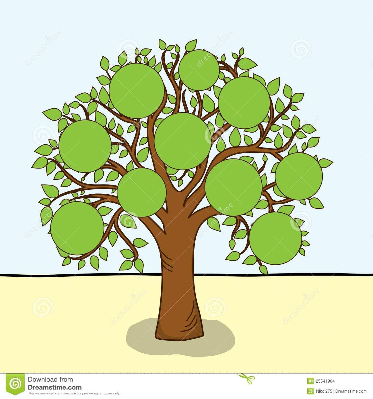 Family tree google keres s csal dfa pinterest for Picture of a family tree template
