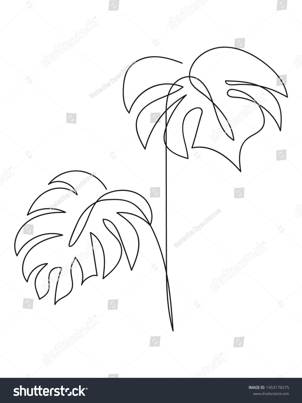 Line One Minimal Tropical Leaves Minimalist Leaves Design D Ontinuous Line Drawing Palm Leaf Vector Eps 10 Spons Line Drawing Leaf Drawing Abstract Images No physical print included after purchasing the item you will be able to instantly download your files. line one minimal tropical leaves