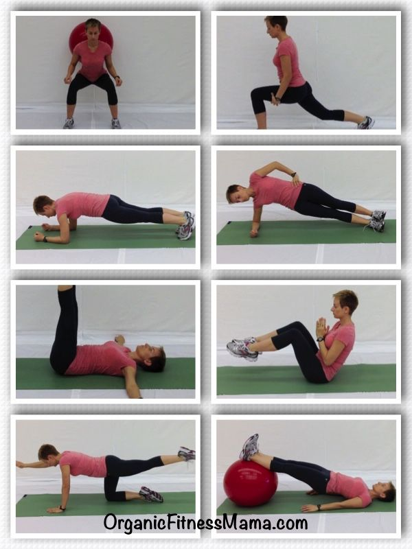Functional Leg And Core Circuit Core Workout Workout Weights Workout